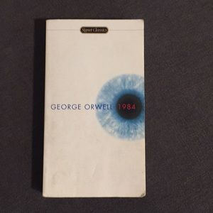 1984 Book